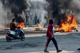 اتهامات لبغداد وأربيل بـ«التقاعس» عن حماية المتظاهرين
