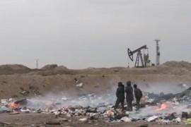 بالقرب من الذهب الأسود في المالكية الفقراء يعتاشون من القمامة
