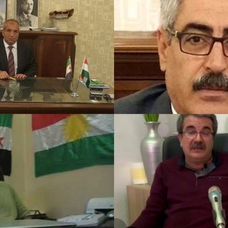 رابطة المستقلين الكرد السوريين في 2020