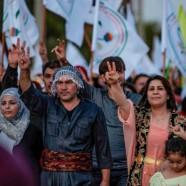 قراءة في المسيرات العربية المؤيدة للعمال الكردستاني شرق الفرات