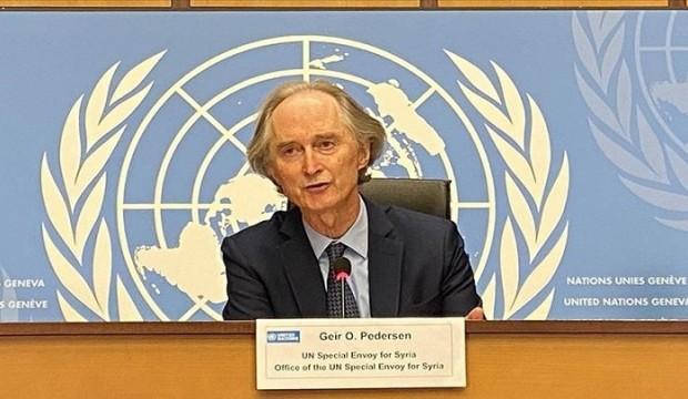 المبعوث الأممي إلى سوريا غير بيدرسون يعلن  انتهاء الجولة السادسة للجنة الدستورية السورية مع خيبة أمل كبيرة .
