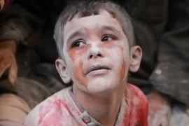 تقرير الأمين العام حول  الأطفال والنزاع المسلح في سوريا ..