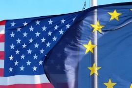 الولايات المتحده الامريكية والاتحاد الأوروبي يطالبون بتحميل نظام الأسد المسؤولية عن جرائمه الوحشية والعمل معًا لدفع حل سياسي للصراع وفق قرار مجلس الأمن رقم 2254.
