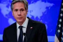 وزير الخارجية الامريكي يبدا جولة أوروبية الاسبوع المقبل