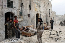 معارك حلب.. تفاصيل معارك الثكنات