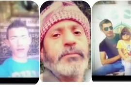 ميليشيات الأسد تقتل  شقيقَين ووالدهما داخل أحد مراكز الاحتجاز التابعة لها .