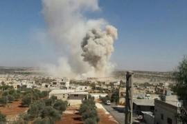 7 شهداء و10جرحى الحصيلة الأولية للقصف المدفعي الذي تشنه ميليشيات الأسد وقوات الاحتلال الروسي على جنوب إدلب.