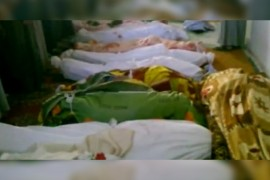 الذكرى السنوية التاسعة  للمجرزة التي ارتبكتها ميليشات الأسد في قرية التريمسة.
