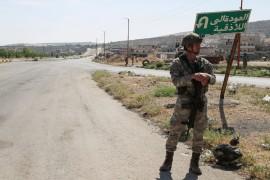 """النظام السوري يروّج لعمل عسكري لاستعادة """"أم 4"""""""