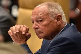 أبو الغيط:لا اتفاق على عودة سوريا إلى الجامعة العربية