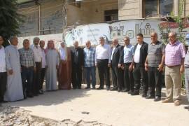مكتب الرابطة في عفرين وضمن سلسلة نشاطاته يستقبل وفداً من تجمع الوطني لتركمان سوريا .