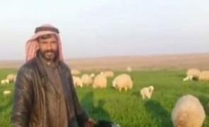 إدانة لاحتجاز قوات الجيش الوطني المواطن السوري حكمت الدعار وتعذيبه حتى الموت .