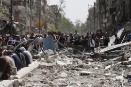 إجرام الأسد ونظامه وضعف المعارضة لا يعني أن سورية تركة بلا وراثين