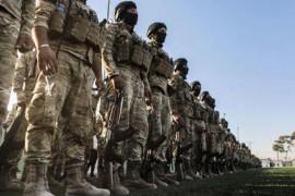 تدريبات لفصائل معارضة تمهيداً لتوغل تركي شمال شرقي سوريا