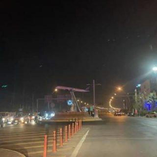 هجوم بطائرات مسيرة يستهدف  مطار أربيل الدولي .